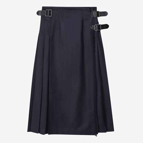 Fashion Long Kilt (NVY)