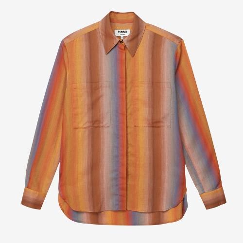 테임즈 셔츠 (MUL)