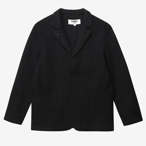 Scuttlers Jacket (BLK)