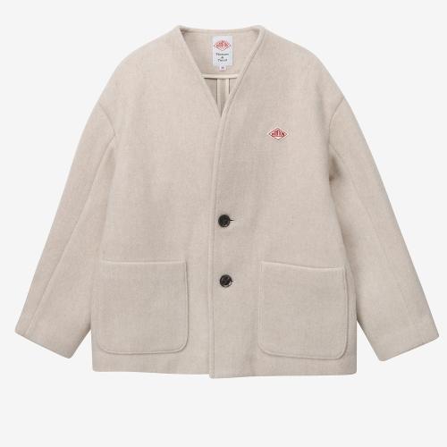 Kimono Neck Jacket (BEG)