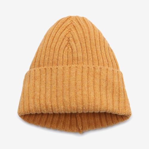 2/2 Ribbed Stitch Hat (YEL)