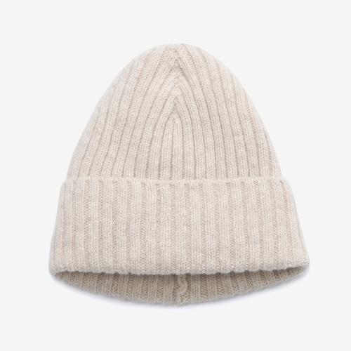 2/2 Ribbed Stitch Hat (BEG)