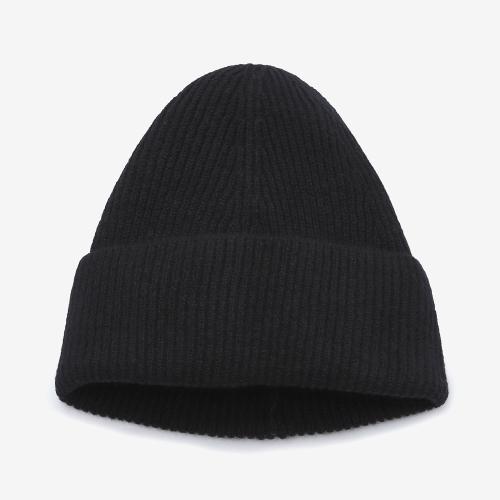 Royal Rib Hat (BLK)