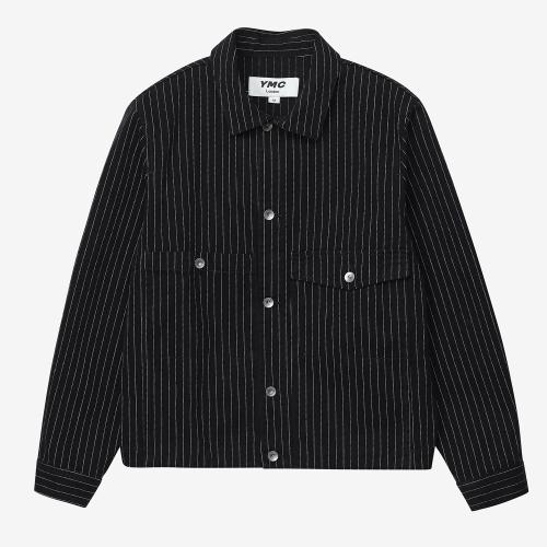 Pinkley Jacket (BLK)