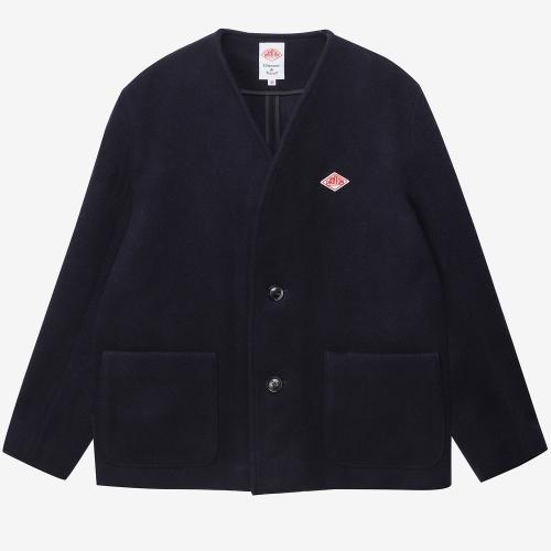 Kimono Neck Jacket (NVY)