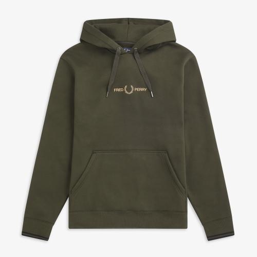 [Authentic] Graphic Hooded Sweatshirt(408)