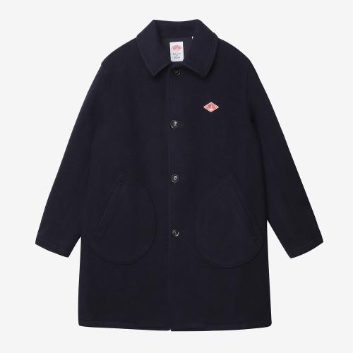Long Coat (NVY)