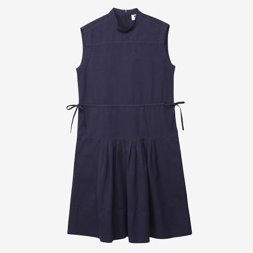 템플 드레스 (NVY)
