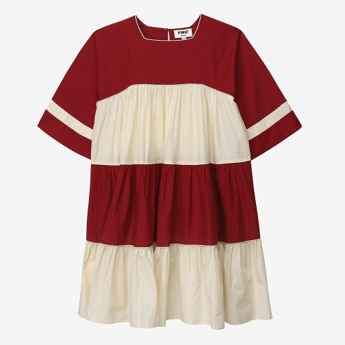 쁘띠 팔로마 드레스 (RED)