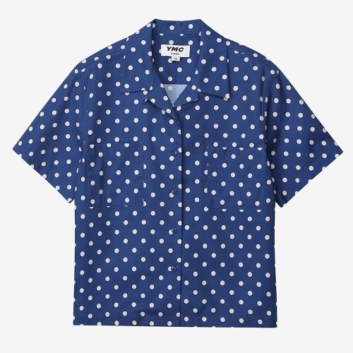베가스 S/S 셔츠 (BLU)