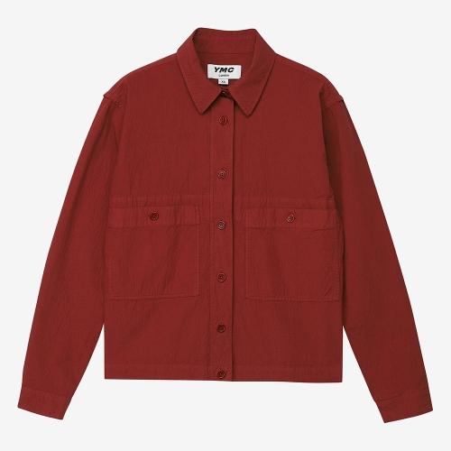 닥 세비지 셔츠 (RED)