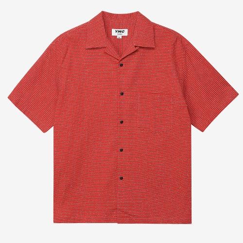 미첨 S/S 셔츠 (RED)
