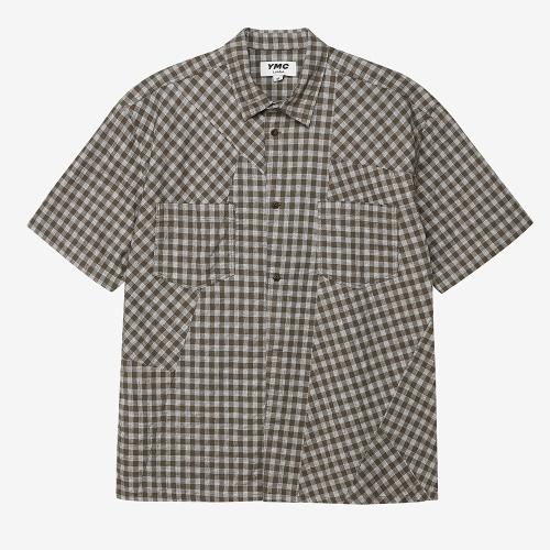 미첨 S/S 셔츠 (OLV)