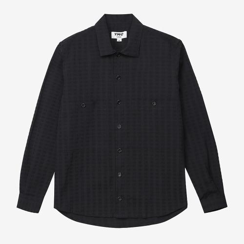 독 새비지 셔츠 (BLK)