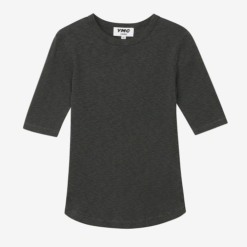 샬롯 S/S 티셔츠 (OLV)