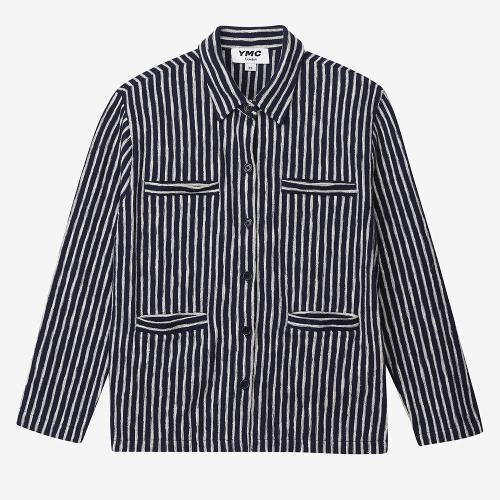 더 풀 L/S 셔츠 (NVY)