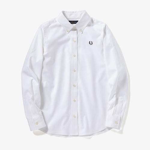 버튼다운 옥스포드 셔츠 (J10)