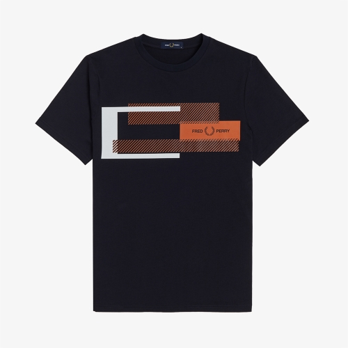 [Sport] 믹스 그래픽 티셔츠 (608)