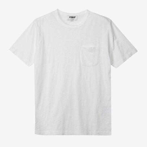 와일드 원즈 포켓 티셔츠 (CRM)