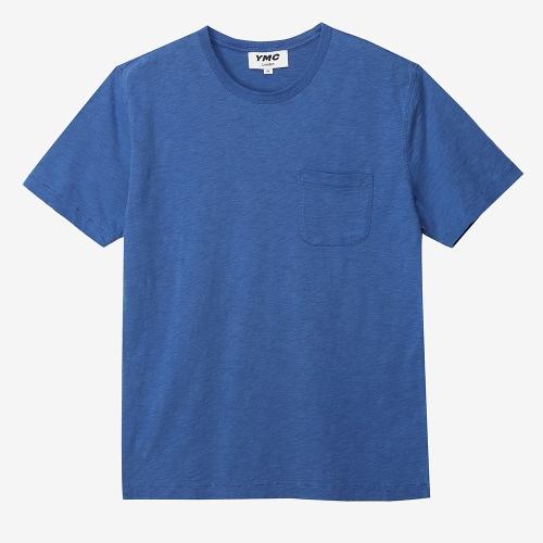 와일드 원즈 포켓 티셔츠 (BLU)