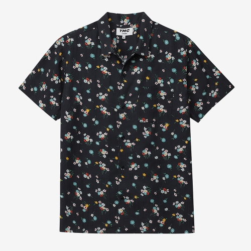 말릭 셔츠 (BLK)