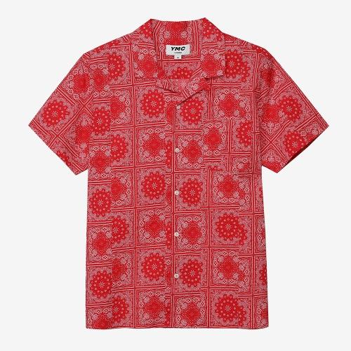 말릭 셔츠 (RED)