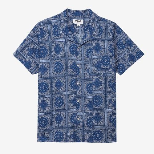 말릭 셔츠 (BLU)