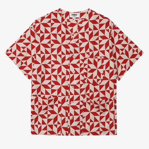 메이즈 셔츠 (RED)