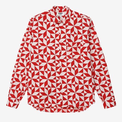 커티스 셔츠 (RED)