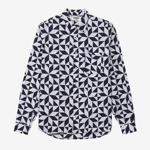 커티스 셔츠 (BLU)