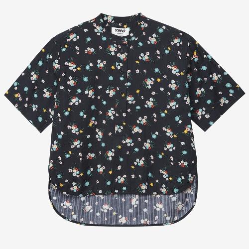 마논 셔츠 (BLK)