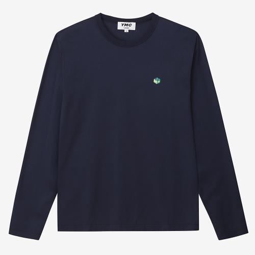 덜스톤 L/S 티셔츠 (NVY)