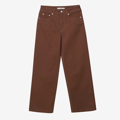 Emma Straight Pants (BRW)