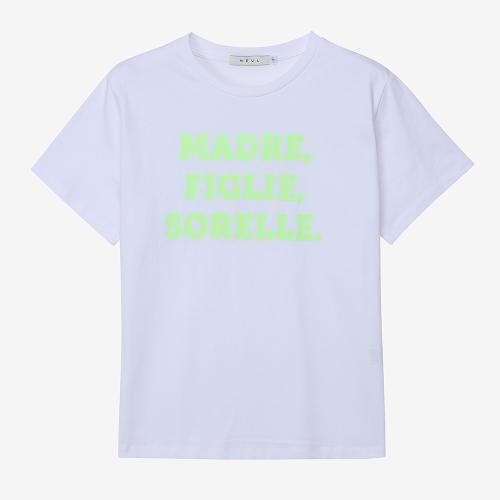 M.F.S. T-Shirt (WHT)
