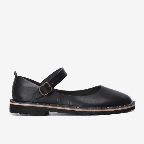 Artisanal Sandals 10/16 (BLK)