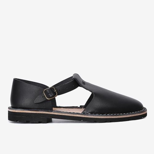 Artisanal Sandals 10/12 (BLK)