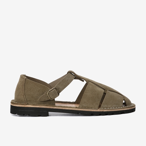 Artisanal Sandals 10/17 (KHA)