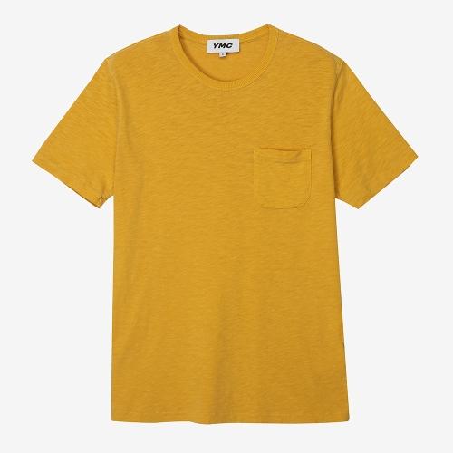 와일드 원즈 포켓 티셔츠 (YEL)