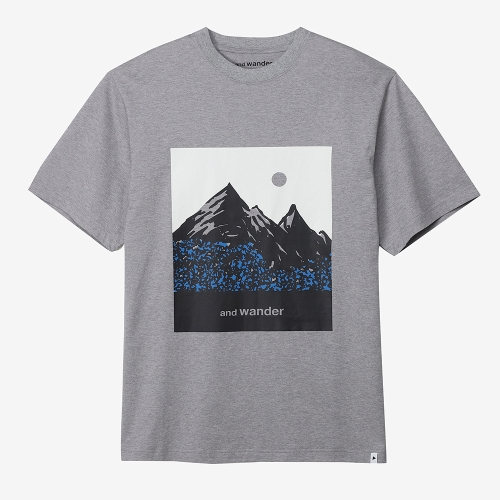 Mountain And Moon T (GRY)