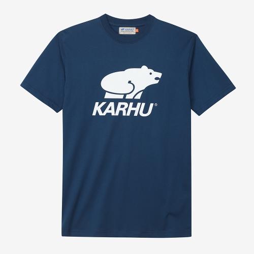 Basic Logo T-Shirts (NVY)