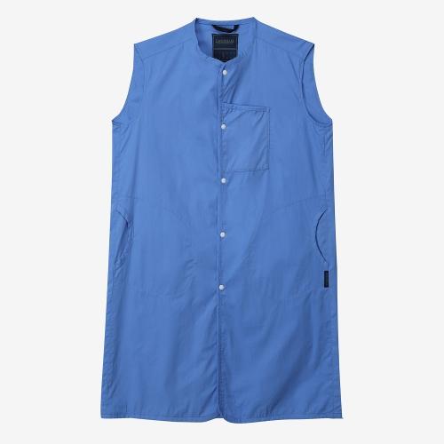 슬리브리스 셔츠 레이디즈 (BLU)