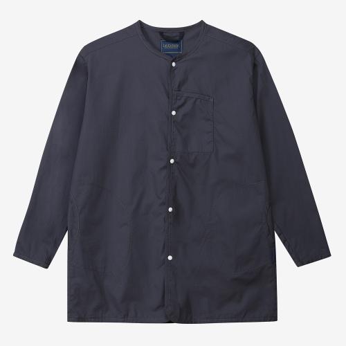 롱 슬리브 셔츠 레이디즈 (GRY)