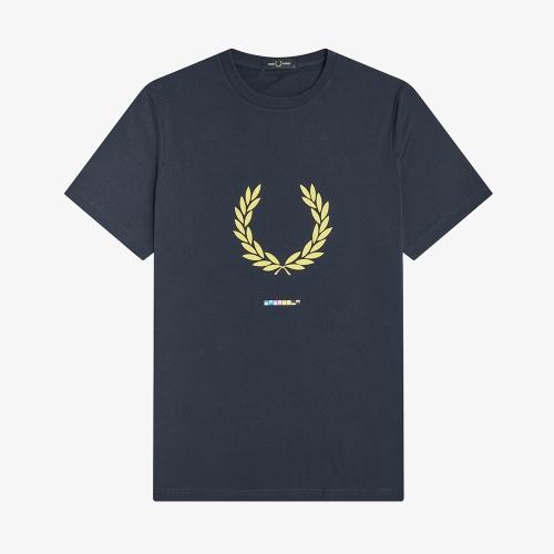 [Sport] 프린트 레지스트레이션 티셔츠 (738)