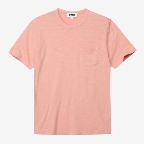 와일드 원즈 포켓 티셔츠 (PNK)