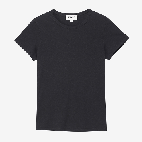 데이즈 쇼트 슬리브 티셔츠 (BLK)