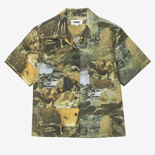 쇼트 슬리브 베가스 셔츠 (MUL)