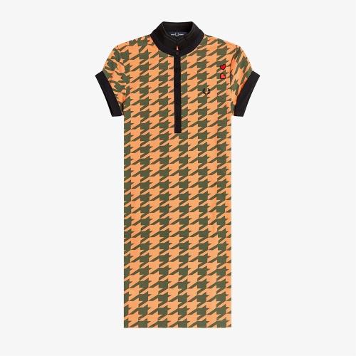 [Amy Winehouse] 하운드투스 피케 셔츠 드레스 (G43)