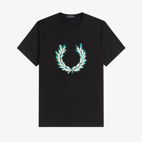[Sport] 글리치드 로렐 리스 티셔츠 (102)