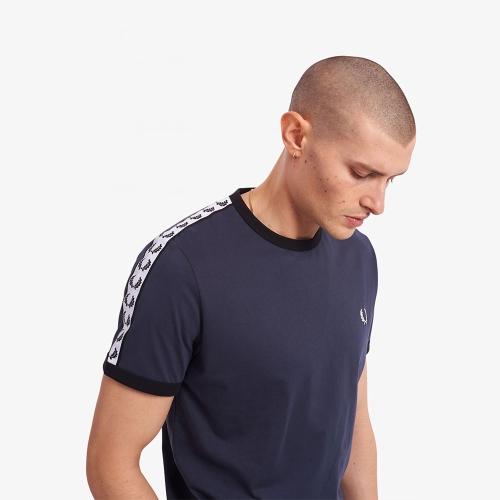 [Baseline] 테입 링어 티셔츠 (738)