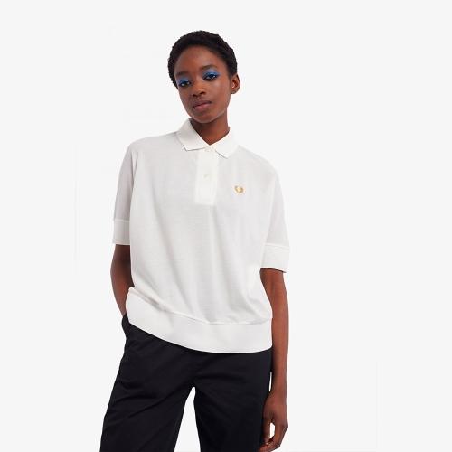 [Womens] 오버사이즈 폴로 셔츠 (129)